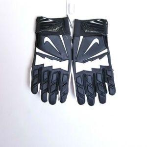 NIKE Hyperbeast Padded Lineman Football Gloves NFL